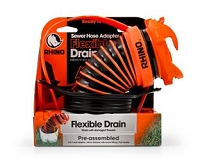 RhinoExtreme Flexible 3-In-1 Sewer Hose Seal and Handle