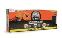RhinoFLEX - 10 ft. Sewer Hose Extension