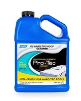 Pro-Tec Cleaner For RV PTO Roofs, 1 Gallon