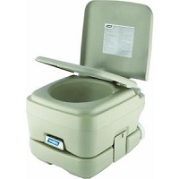 Camco Portable Toilet 2.6 gal.