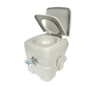 Camco Portable Toilet 5.3 gal.