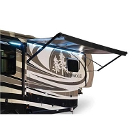 Lippert/Solera Awning Light 15' Black