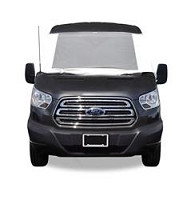See-Thru Class C/Class B Ford Transit '15-'18 Windshield Cover