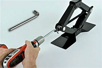 Ultra J-Hook Drill Attachment