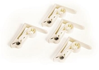 Tablecloth Clamps, Package Of 4