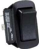 Momentary On/Off Switch, Black