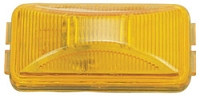 #150 PC Rated Clearance Side Marker Lights Amber