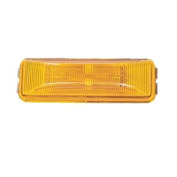 #154 PC Rated RV Clearance Side Marker Light Amber
