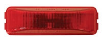 #154 PC Rated RV Clearance Side Marker Light Red