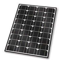 Elektra Monocrystalline Electric Solar Panel, 30 Watts