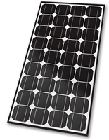 Elektra Monocrystalline Electric Solar Panel, 80 Watts