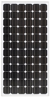 Elektra Monocrystalline Electric Solar Panel, 130 Watts