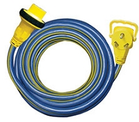 25' RV Locking Extension Cords