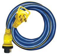 E-zee Grip 25' 50M/50F Extension Cord