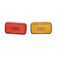 RV Red Replacement Lens for 55-8624