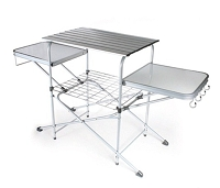 Rv Deluxe Grilling Table