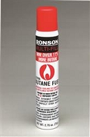 Single Refill Canister For All Butane Appliances and Lighters, 2.75 Ounce