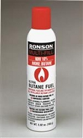 Single Refill Canister For All Butane Appliances and Lighters, 5.82 Ounce