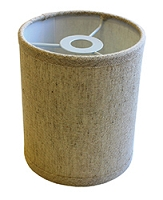 LaSalle Bristol Barrel Lamp Shade Beige