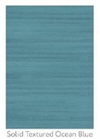 Ruggable Solid Textured Ocean Blue 5 Foot x 7 Foot