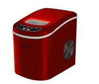 CONTOURE PORTABLE ICE MAKER-RED
