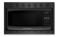 Contoure RV Microwave Oven 1 Cu. Ft. Black