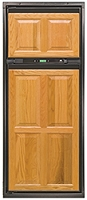 NX841 Gas Refrigerator, 3-Way, Blk, RH