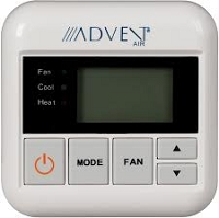 Advent RV Air Conditioner Digital Thermostat, ACTH12