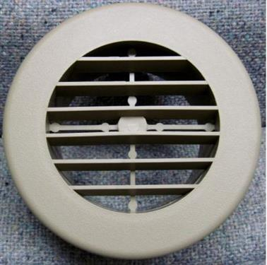 Heat Vent 4 Quot White Rv Directional Vent Rv Parts Country