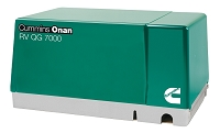 Cummins Onan 7000 Watt Quiet Gasoline RV Generator