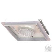 Dometic Fan-Tastic Roof Vent 12 volt, White