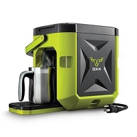 COFFEEBOX High Visibility Green