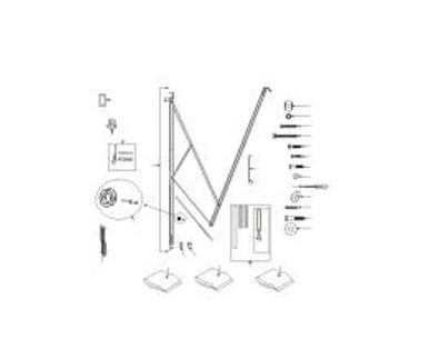 A Amp E Dometic Weatherpro Awning Hardware Basement