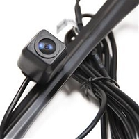 BrandMotion Backup Camera, Can Be Installed Behind The License Plate Or On A Flat Vehicle Surface