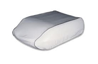 A/C Cover - For Carrier Low Profile -Polar White