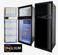 Atwood 11006 8 Cubic Feet Helium Refrigerator Left Hand
