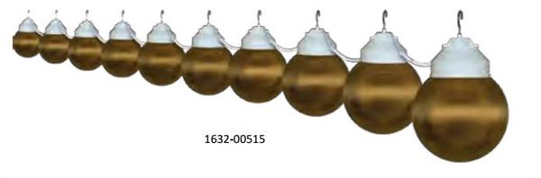 Rv Globe Lights Bronze 10 Pack Awning Lights Rv Parts