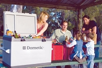Dometic CF110-ACDC-A Portable RV Refrigerator/Freezer