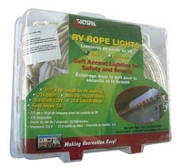 Rope lights 18  Clear 18 Foot