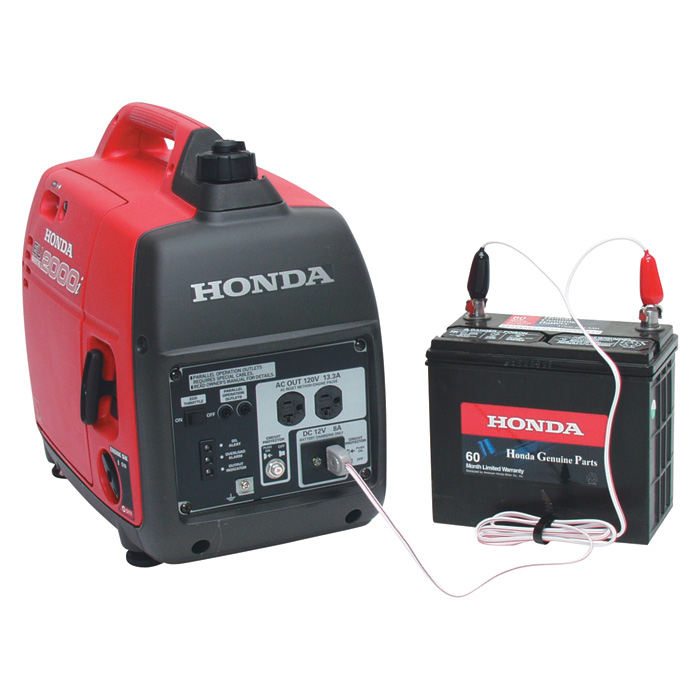 Honda Generators Dc Battery Charging Cord