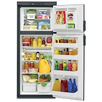 Dometic DM2862RBIMHF Ice Maker Refrigerator / Freezer 2-way - 8 Cu. Ft.