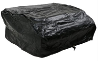 Camco Black Vinyl RV Air Conditioner Cover for DuoTherm Brisk II