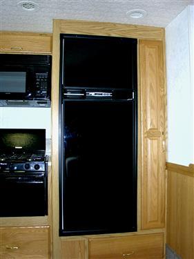 Refrigerator Door Panel Fits Norcold Refrigerator N400