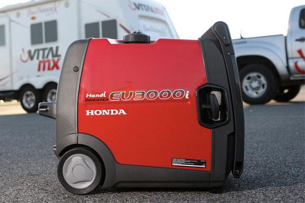 Honda Eu3000i Handi Generator