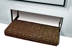 Ruggids Step Rug Black