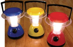 Battery-operated Lanterns