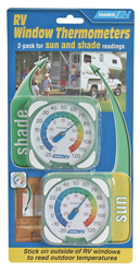Window Thermometers 2 Pack