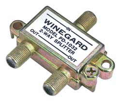 Coaxial Splitter - Winegard