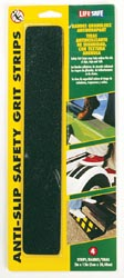 RV Anti-Slip Safety Grit Strip Black
