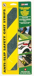 RV Anti-Slip Safety Grit Strips Yellow\Black